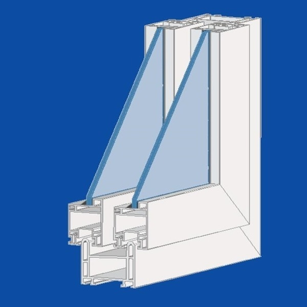 Ficopvc Pvc Profiles For Sliding